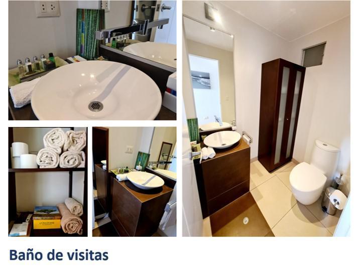 Foto Departamento en Alquiler en  San Isidro,  Lima  Departamento Con Vista Panorámica Al Golf Completamente  Amoblado