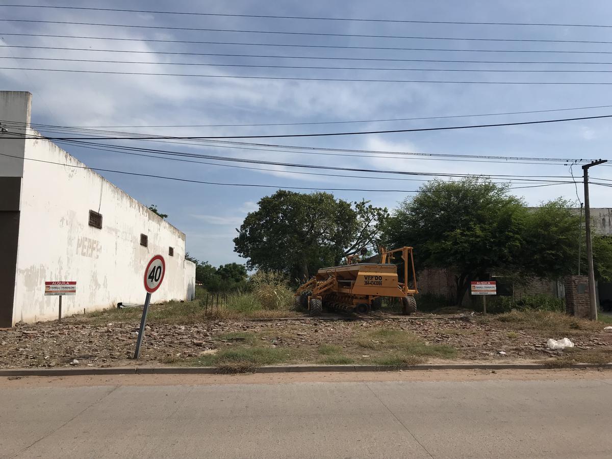 Foto Terreno en Alquiler en  Santa Rita,  Presidencia Roque Saenz Peña  Ruta Nacional 16 e al 200