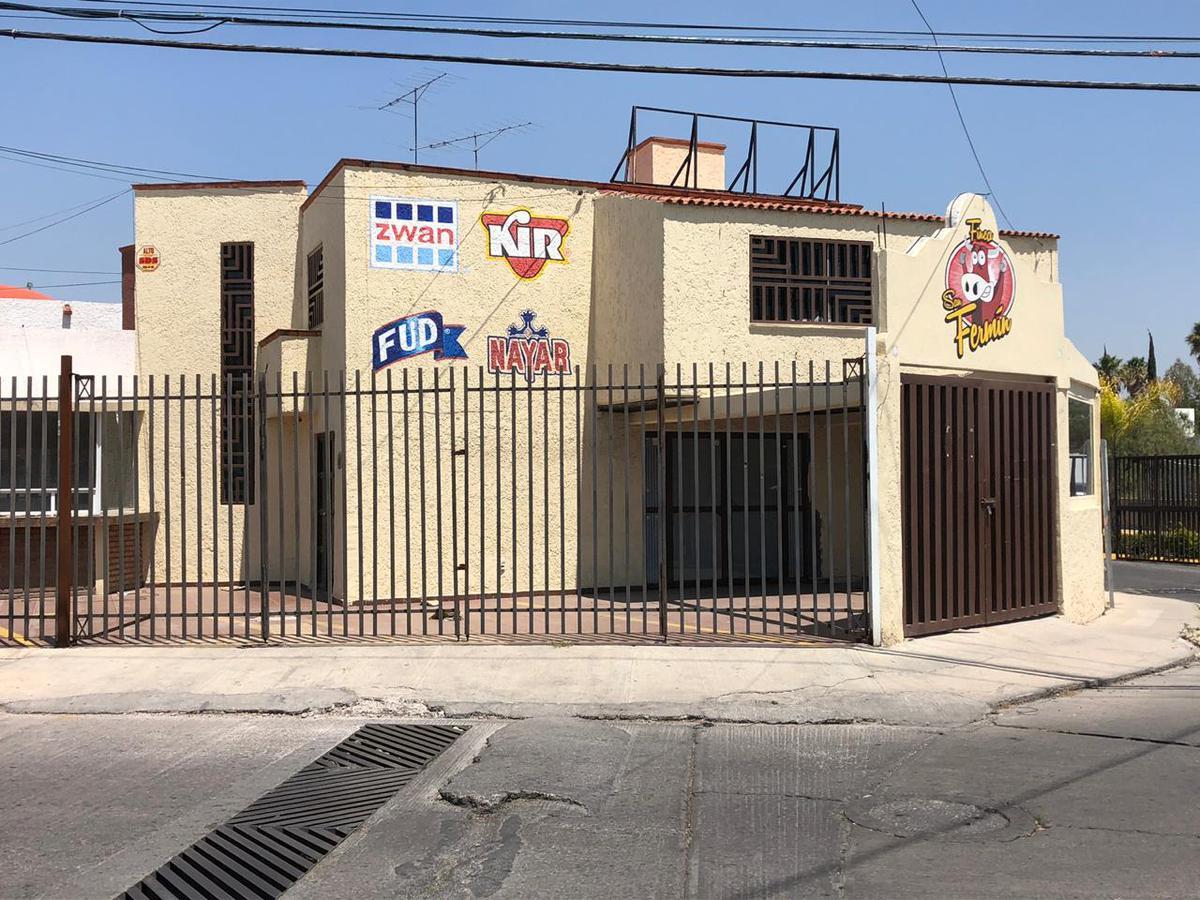 Foto Local en Renta en  San Luis Potosí ,  San luis Potosí  LOCAL EN RENTA CERCA DE ACCESO AL CAMPESTRE