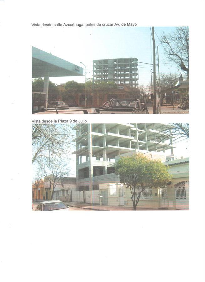 Foto Edificio Comercial en Venta en  Pergamino ,  Interior Buenos Aires  Azcuenaga al 300