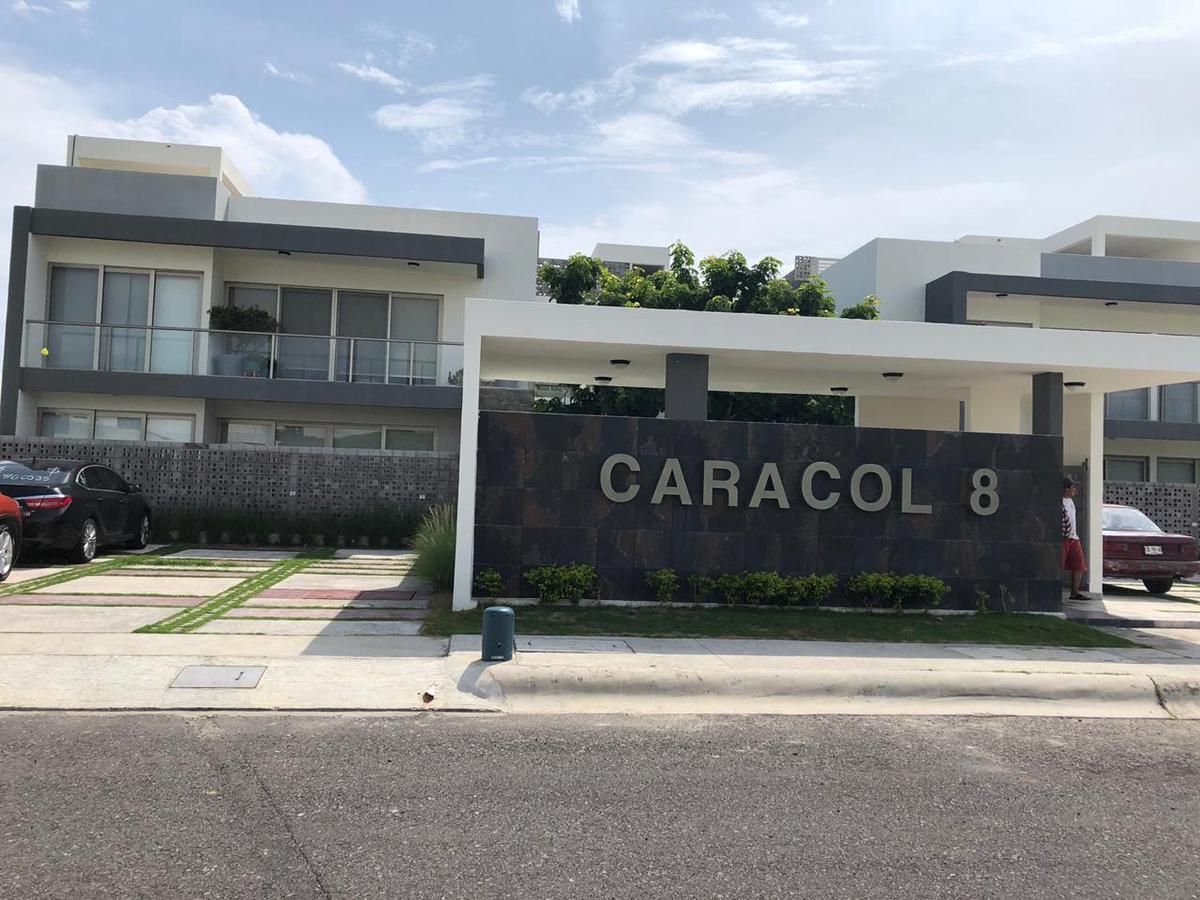 Foto Departamento en Renta en  Playas del Conchal,  Alvarado                  PLAYAS DEL CONCHAL, Departamento en RENTA AMUEBLADO en Planta Baja, de 3 recámaras con alberca