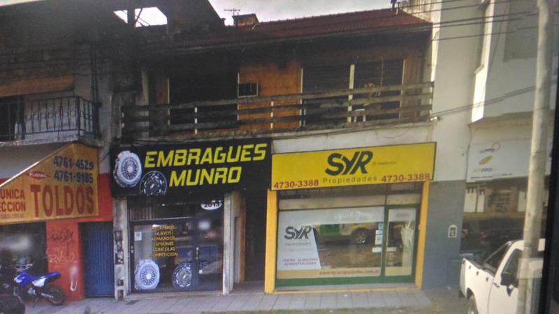 Foto Local en Venta en  Munro,  Vicente Lopez  MITRE al 2000