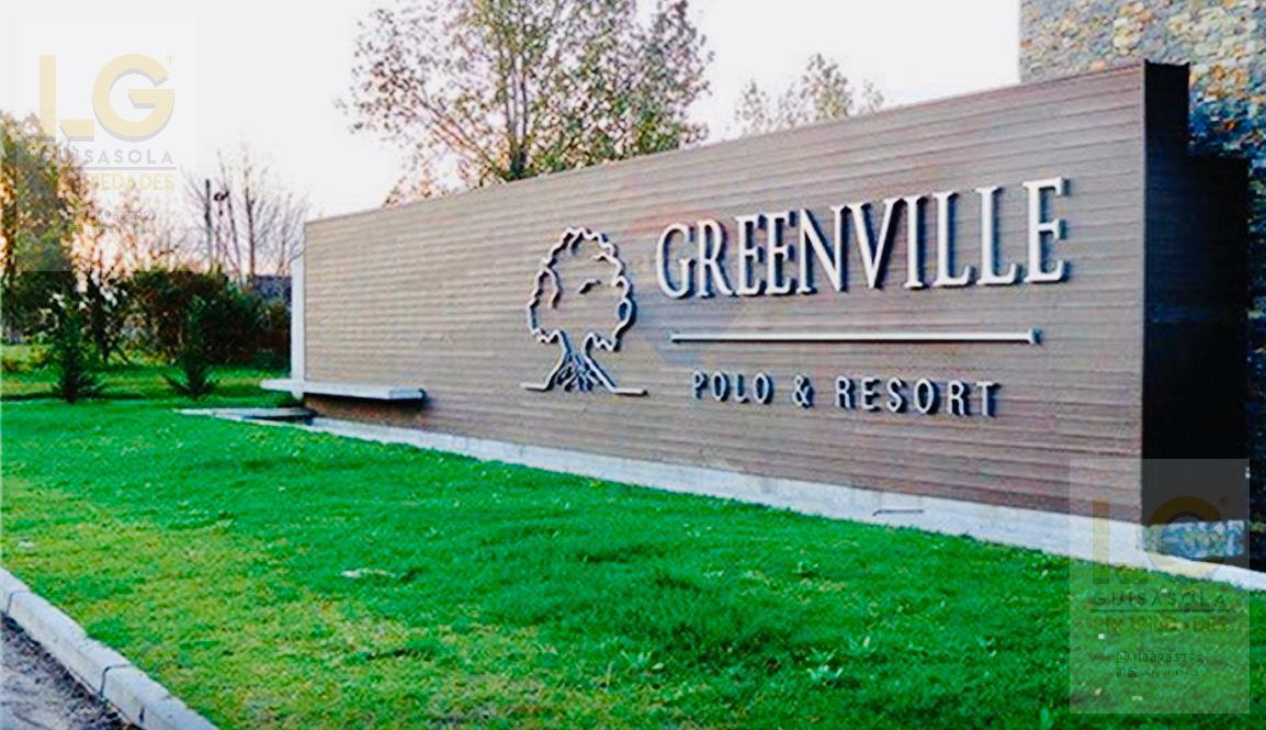 Foto Terreno en Venta en  Greenville Polo & Resort,  Countries/B.Cerrado (Berazategui)  Greenville Polo & Resort