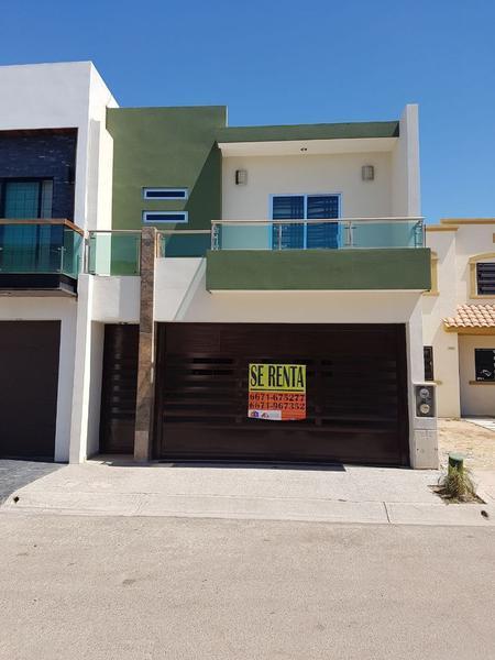 Foto Casa en Renta en  Fraccionamiento Stanza,  Culiacán  CASA EN RENTA EN STANZA TOSCANA