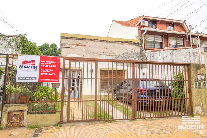 Foto Terreno en Venta en  Olivos-Maipu/Uzal,  Olivos  BORGES al 2400