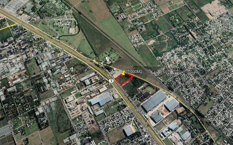 Foto Terreno en Alquiler en  Escobar ,  G.B.A. Zona Norte  Panamericana km53.5