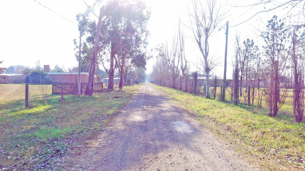 Foto Terreno en Venta en  Piñero,  Rosario  El Amanecer · Ao12 y Ruta 18 · Lote 7