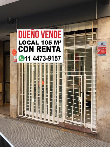 Foto Local en Venta en  Almagro ,  Capital Federal  Jean Jaures 332