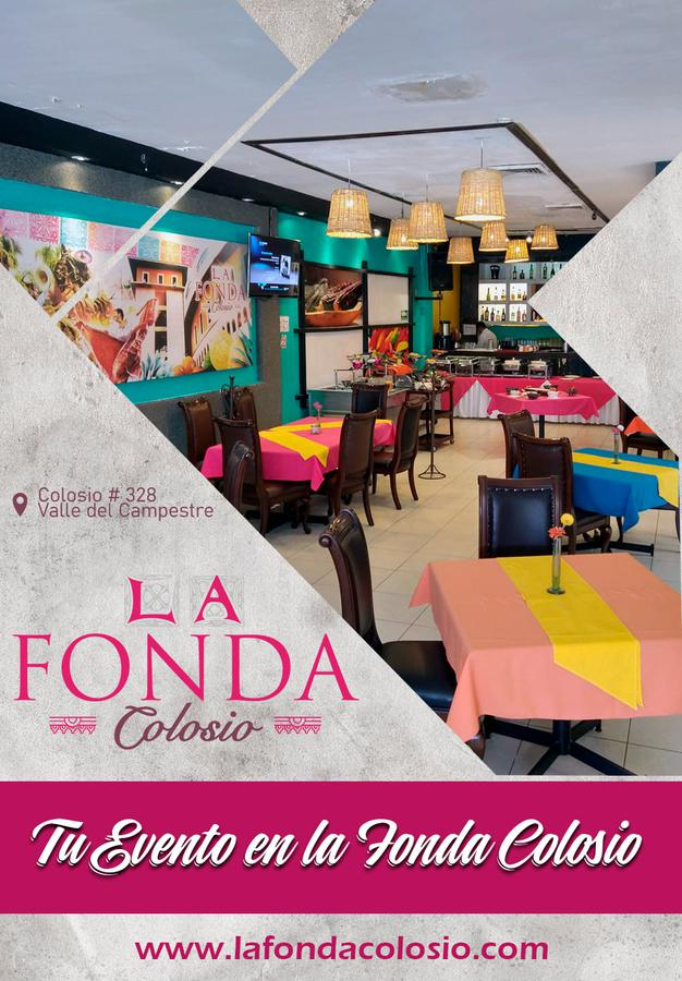 Foto Local en Venta en  Fraccionamiento Villas del Campestre,  Aguascalientes  Traspaso de Restaurant  en Colosio