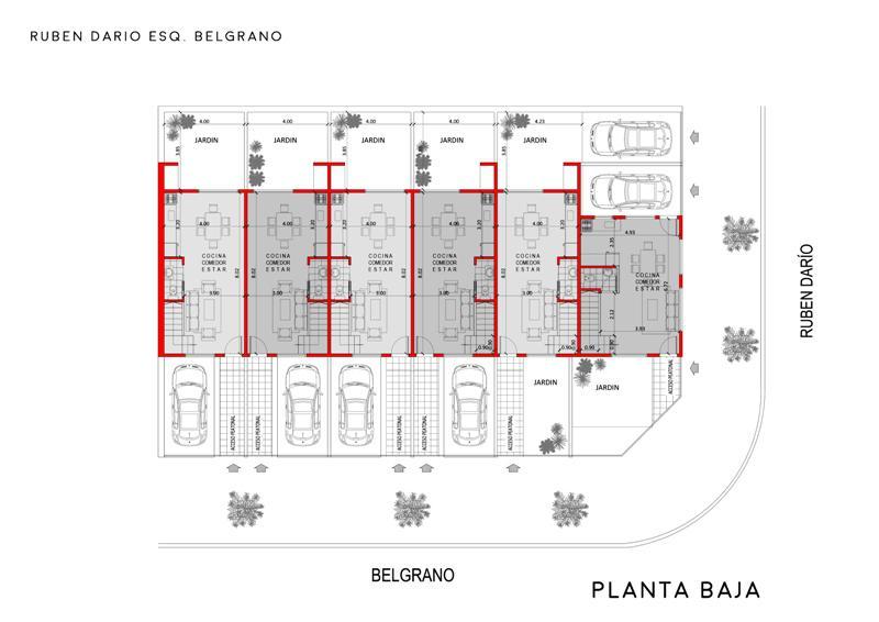 Foto Casa en Venta en  Munro,  Vicente Lopez  Rubén Darío 4500, Esq. Belgrano UF3