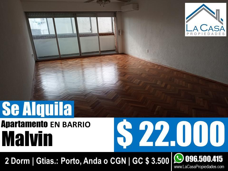 Foto Apartamento en Alquiler en  Malvín ,  Montevideo  Avenida Italia al 4200