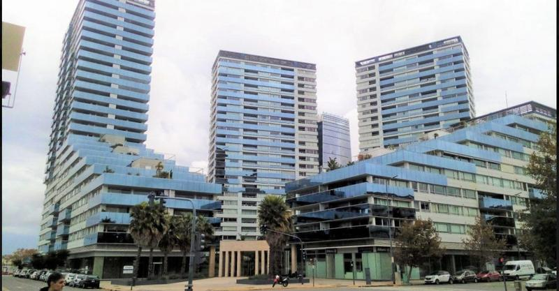 Foto Departamento en Alquiler en  Puerto Madero ,  Capital Federal  Rosario vera peñaloza al 500