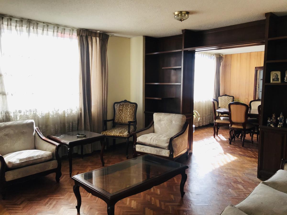 Foto Departamento en Venta en  Centro Norte,  Quito  ALPALLANA