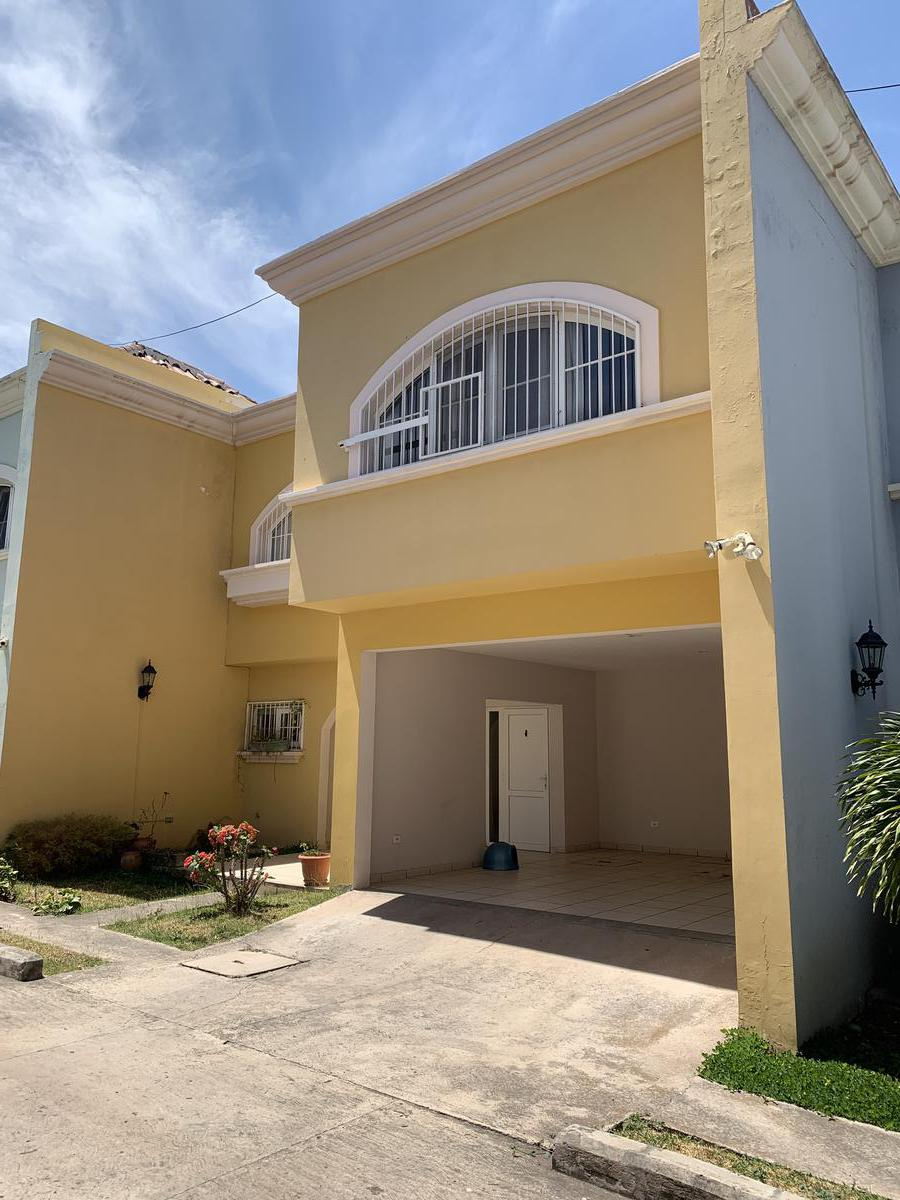 Foto Casa en Renta en  Lomas Coral,  Tegucigalpa  Hermoso Townhouse en Renta Lomas Coral, Tegucigalpa