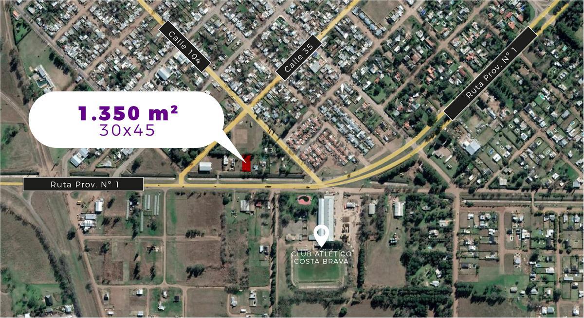 Foto Terreno en Venta en  General Pico,  Maraco  Ruta Provincial 1 e/ 104 y 35