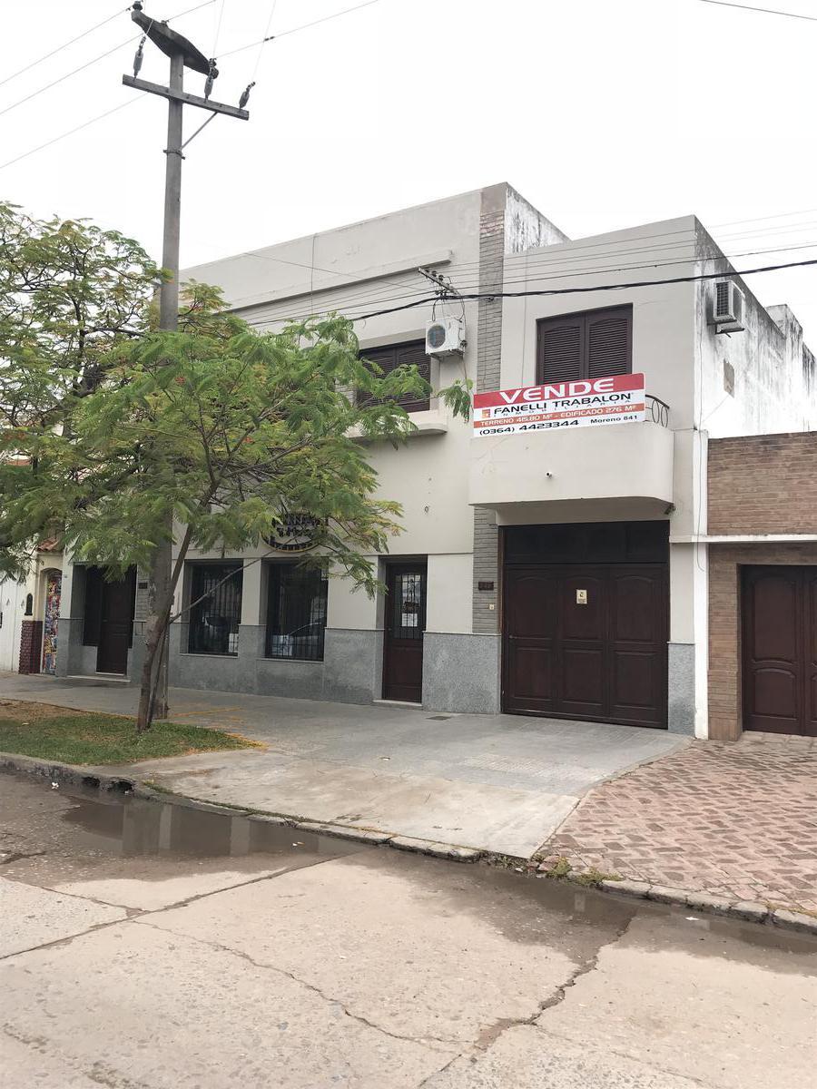 Foto Casa en Venta en  Centro,  Presidencia Roque Saenz Peña   5 e 10 y 8