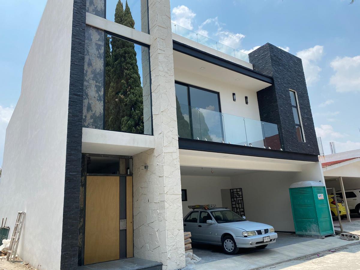 Foto Casa en Venta en  Santa Cruz Buenavista,  Puebla  CASA EN VENTA CAMINO REAL A CHOLULA al 4400