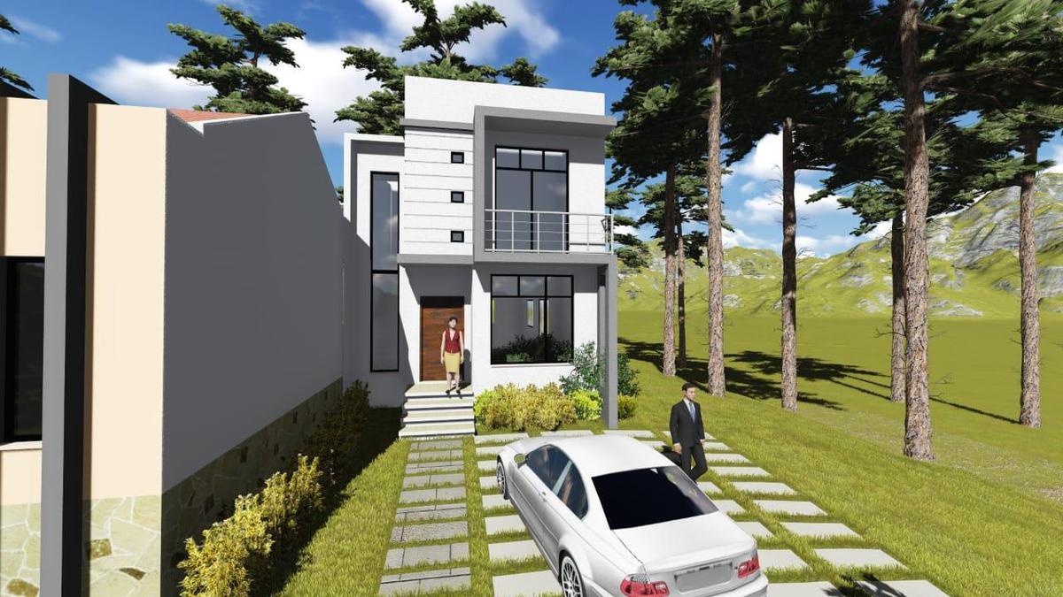 Foto Casa en Venta en  Valle de Angeles ,  Francisco Morazán  Casa en Pre-venta Res. Versailles