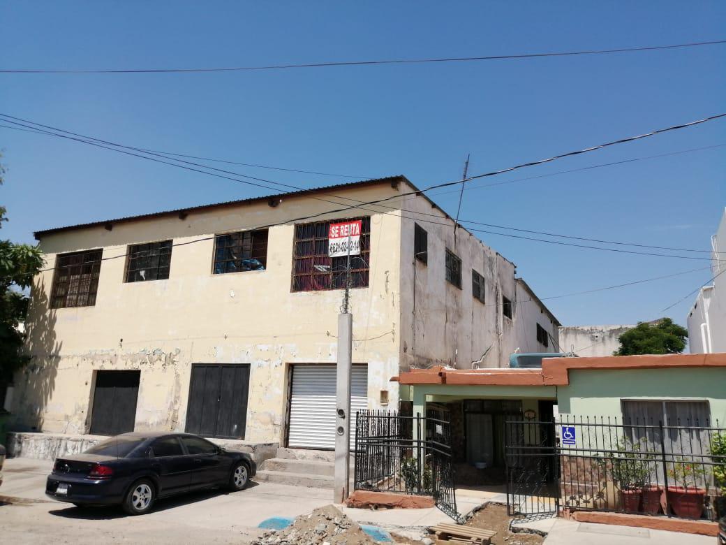 Foto Bodega Industrial en Renta en  El Ranchito,  Hermosillo  SE RENTA BODEGA EN COLONIA EL RANCHITO  AL ORIENTE DE HERMOSILLO, SONORA