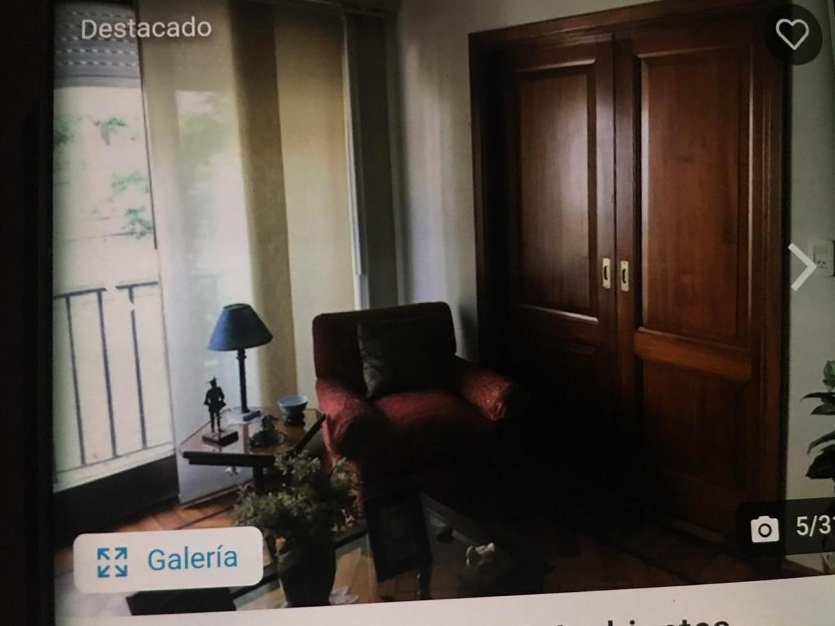 Foto Departamento en Venta en  Recoleta ,  Capital Federal  M.  T.  de alvear  2381