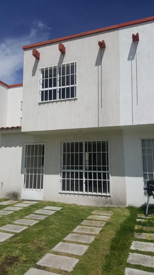 Foto Casa en condominio en Renta en  San Antonio la Isla ,  Edo. de México  CASA EN RENTA EN VILLAS DEL SAUCE