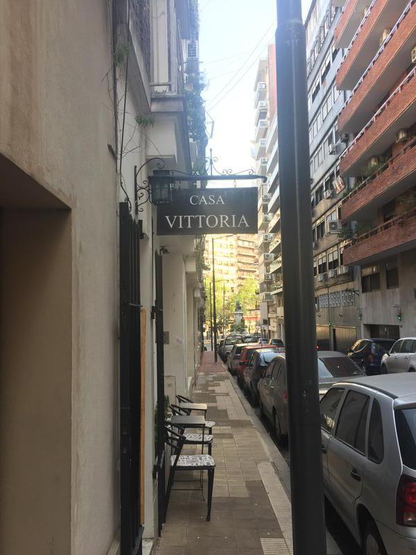 Foto Departamento en Venta en  Recoleta ,  Capital Federal  Pasaje Vittoria al 2300