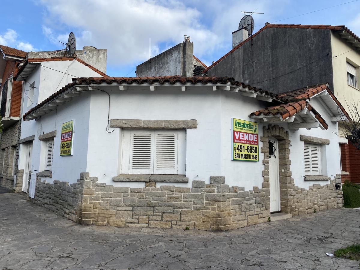 Foto Casa en Venta en  San Juan,  Mar Del Plata  Jujuy 2403 esquina Falucho 3404