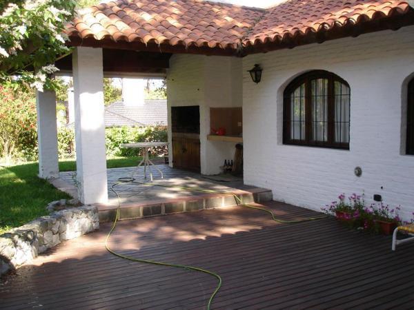 Casa - Pinamar: ARANJUEZ