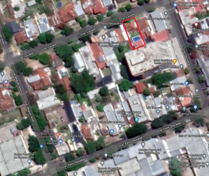 Foto Terreno en Venta en  Ituzaingó ,  G.B.A. Zona Oeste  Gral. Lavalle al 800