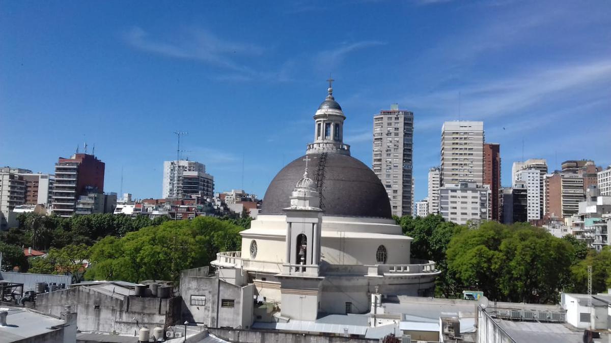 Foto Departamento en Venta |  en  Belgrano ,  Capital Federal  CABILDO al 2000, PISO 6 (Edificio Torre Cabildo)