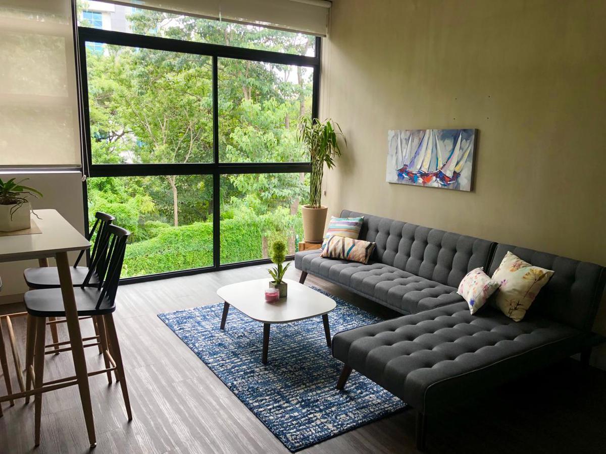 Foto Departamento en Renta en  Santana,  Santa Ana          Cerca a City Place/ 2 parqueos/ Gimnasio