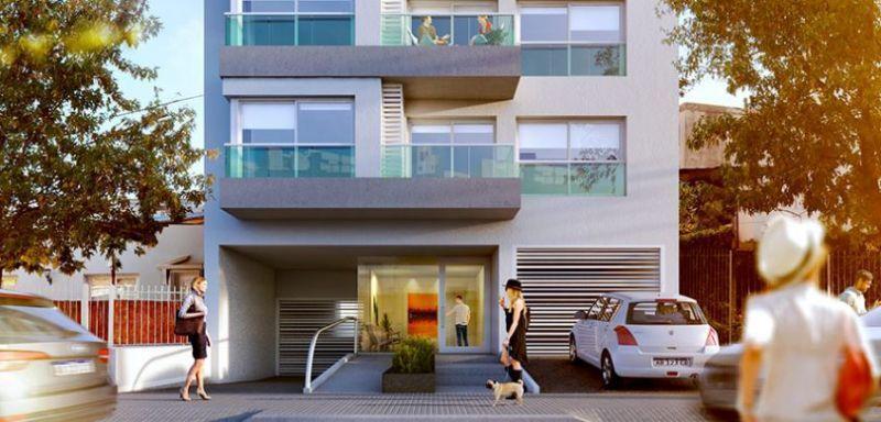 Foto Departamento en Alquiler en  Pocitos Nuevo ,  Montevideo  Apartamento 1 ambiente en alquiler,  Pocitos