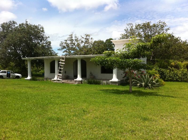 Foto Quinta en Venta en  Rancho o rancheria Garrapatas,  Tampico Alto  Gran Terreno en la zona de Garrapatas