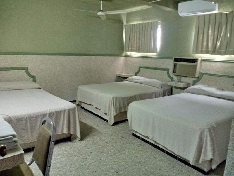 Foto Edificio Comercial en Venta en  Tampico Centro,  Tampico  Hotel en venta en zona centro de Tampico