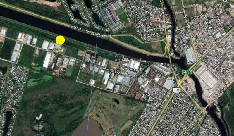 Foto Nave Industrial en Venta en  Tigre ,  G.B.A. Zona Norte  PARQUE INDUSTRIAL TIGRE