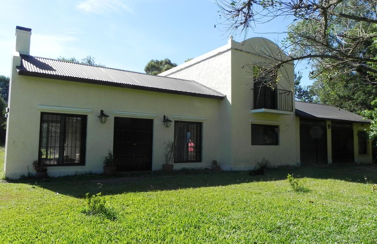 Foto Casa en Venta en  San Jorge,  Countries/B.Cerrado  Casa Barrio San Jorge - Apta Crédito