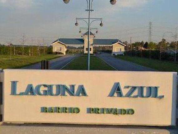 Foto Terreno en Venta en  Carlos Spegazzini,  Ezeiza  Barrio Privado Laguna Azul - Ex Ruta 205 km 46