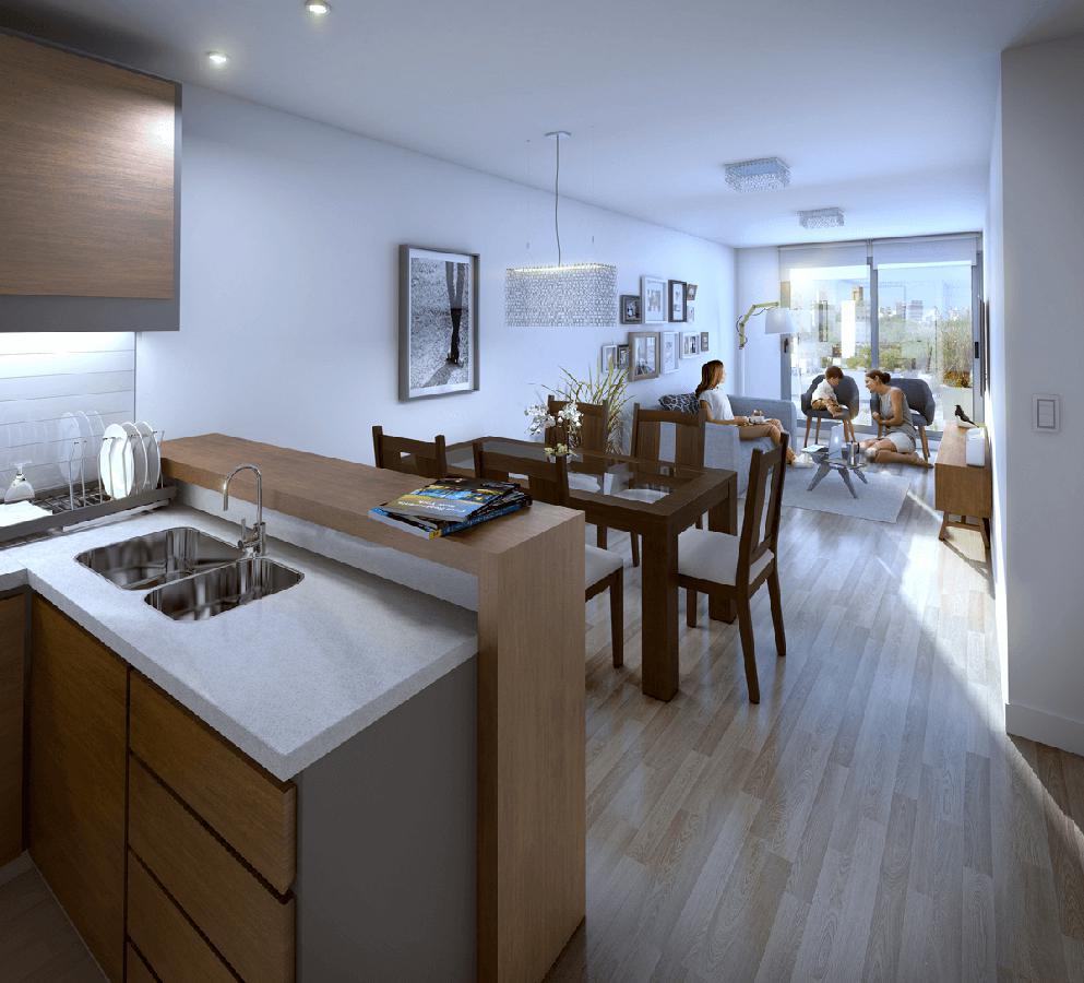 Foto Apartamento en Venta en  Pocitos ,  Montevideo  Chucarro esq. Av. Brasil
