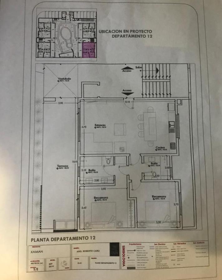 Foto Departamento en Venta en  Aldea Zama,  Tulum  Departamento en Aldea Zama en Tulum a la Venta