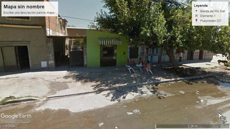 Foto Terreno en Venta en  Banda Del Rio Sali,  Cruz Alta  pueyrredon al 200