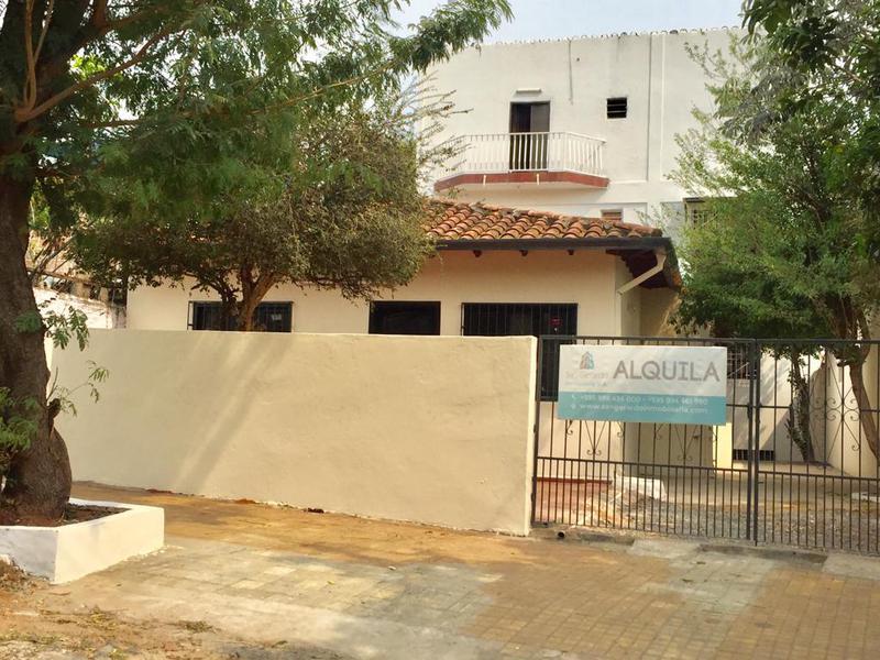 Foto Casa en Alquiler en  Santo Domingo,  Lambaré  Zona Industria Nacional de Cemento INC