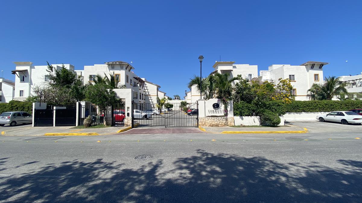 Foto Departamento en Venta en  Real Ibiza,  Solidaridad  Departamento en real Ibiza Playa cel Carmen