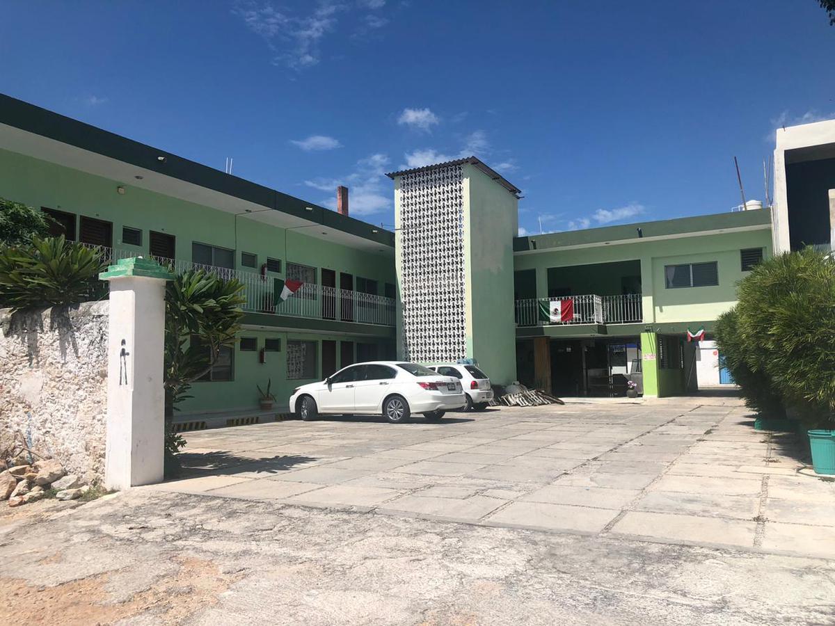 Foto Hotel en Venta en  Mérida Centro,  Mérida  REMATE DE HOTEL EN VENTA EN EL CENTRO