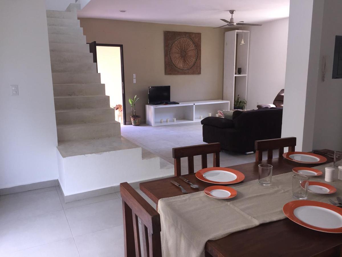 Foto Departamento en Venta en  La Veleta,  Tulum  Casa en venta de 2 niveles en la Veleta Tulum