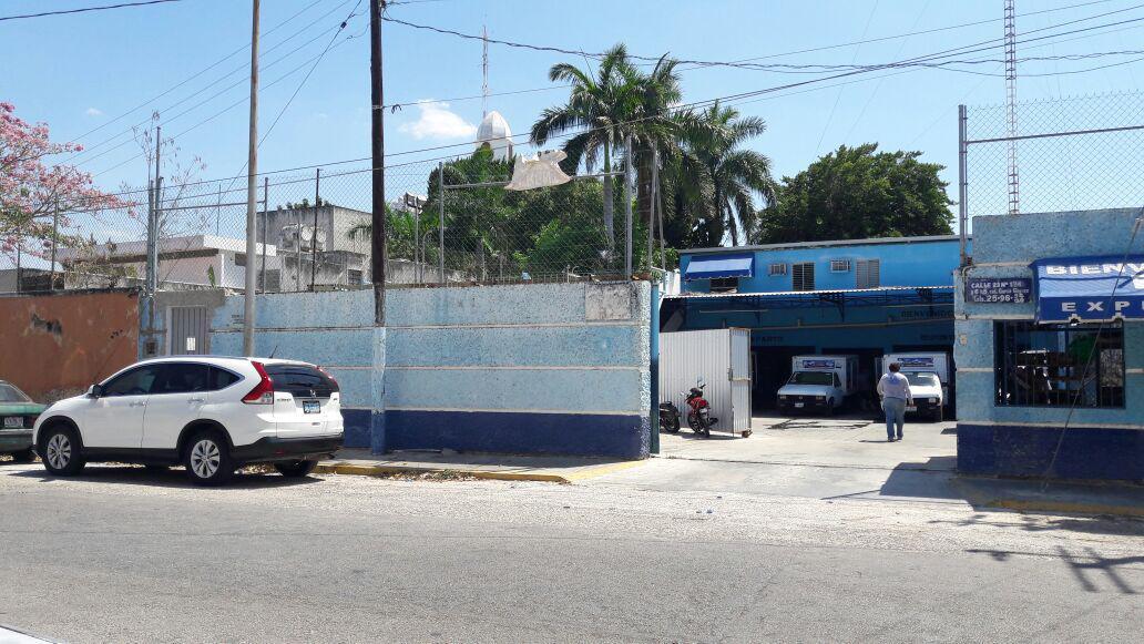 Foto Edificio Comercial en Venta en  Garcia Gineres,  Mérida  Venta Propiedad Comercial Garcia Gineres