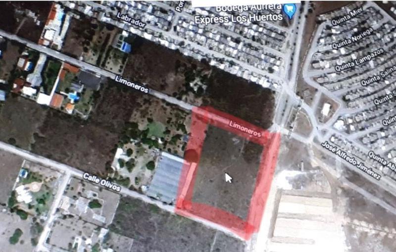 Foto Terreno en Venta en  Los Huertos,  Juárez  Juarez