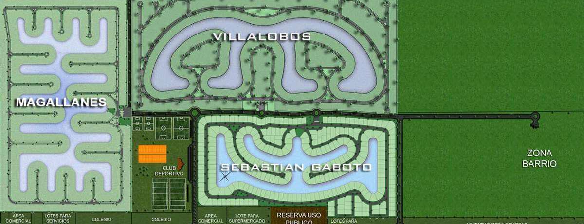 Foto Terreno en Venta en  Countries/B.Cerrado (Berazategui),  Berazategui  Barrio Villalobos Pueblos del Plata