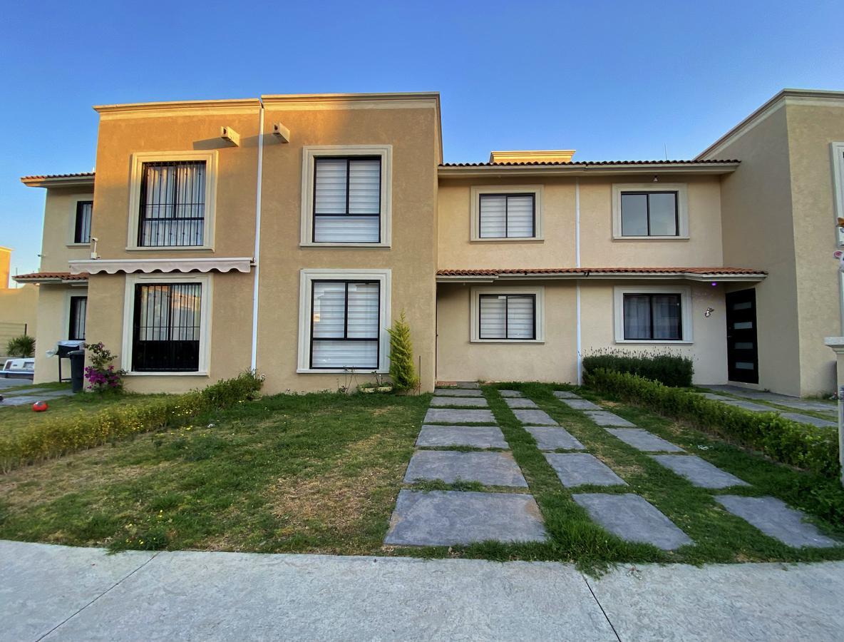 Foto Casa en condominio en Renta en  Pachuca ,  Hidalgo  Residencial San Francisco