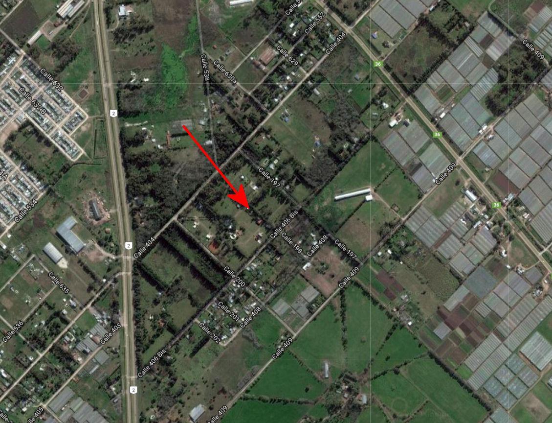 Foto Terreno en Venta en  Berazategui ,  G.B.A. Zona Sur  Calle 404 y calle 200 tres lotes juntos