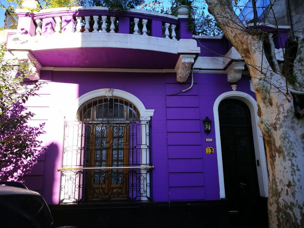Foto PH en Venta en  Villa Crespo ,  Capital Federal  Rojas al 1600